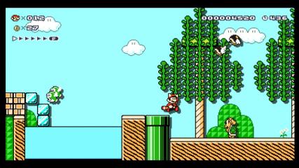World 3-2 (Super Mario Maker for Nintendo 3DS) - Super ...