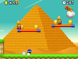 World 2-2 (New Super Mario Bros ) - Super Mario Wiki, the