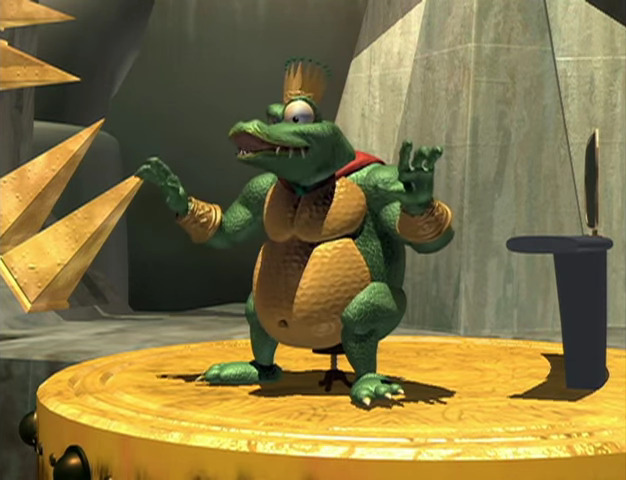 king k rool donkey kong wiki the donkey kong database