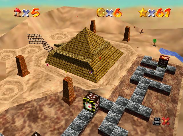 Shifting Sand Land - Super Mario Wiki, the Mario encyclopedia