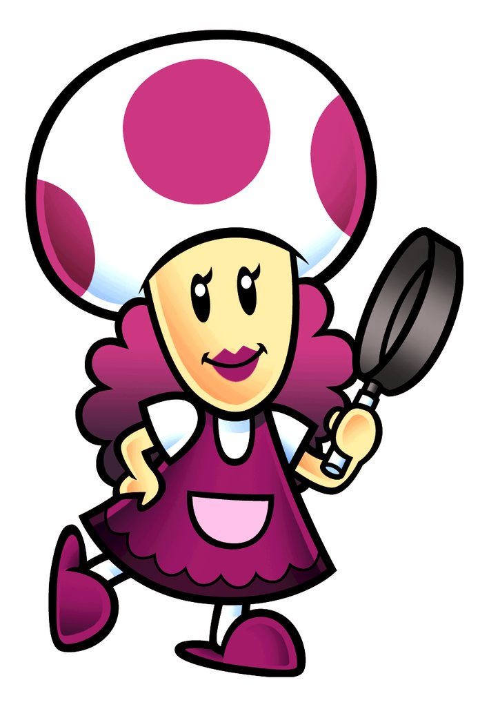 Mrs Shroomlock Super Mario Wiki The Mario Encyclopedia