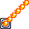 Fire Bar sprite themes in Super Mario Maker.