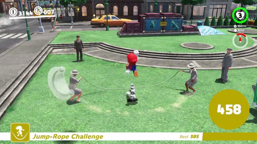Jump-Rope Challenge - Super Mario Wiki, the Mario encyclopedia