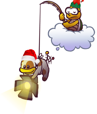 Shroom Spotlight Holiday Poochy.png