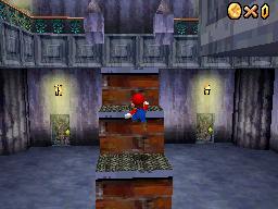 Big Boo's Haunt - Super Mario Wiki, the Mario encyclopedia