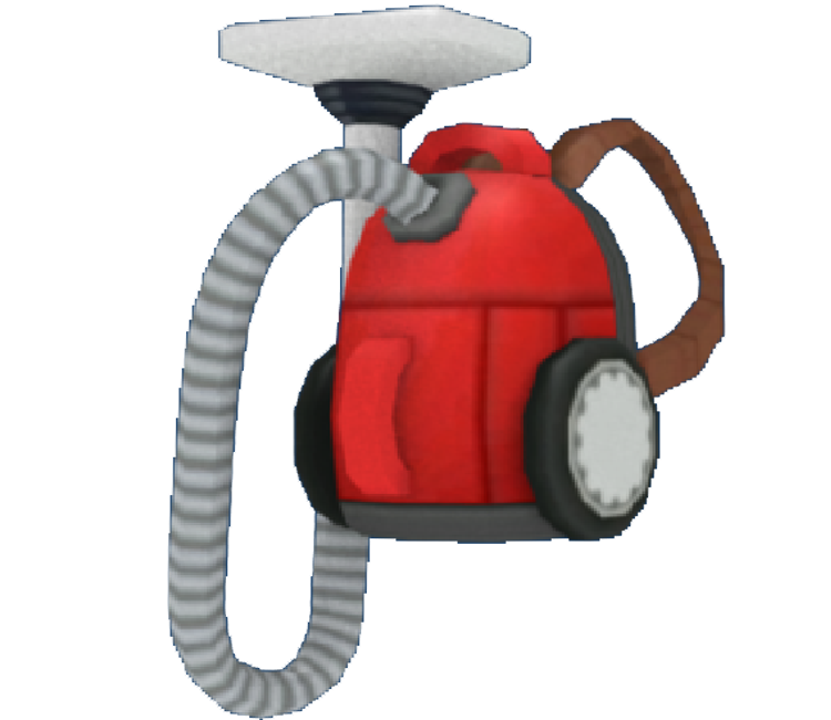 Poltergust 3000 Super Mario Wiki The Mario Encyclopedia