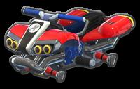 Standard ATV - Super Mario Wiki, the Mario encyclopedia