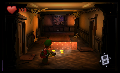 Analyzing The Gloomy Mansion Of Luigi S Mansion Dark Moon