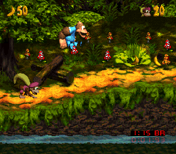 Riverside Race DKC3 shot.png