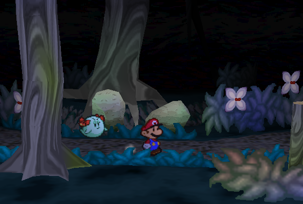 Forever Forest Super Mario Wiki The Mario Encyclopedia