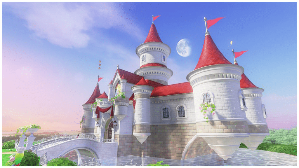 Peach S Castle Super Mario Wiki The Mario Encyclopedia