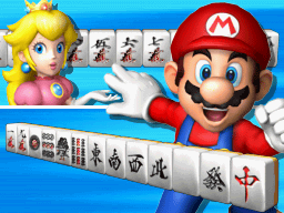 File:Mario Peach Background - Yakuman DS.png