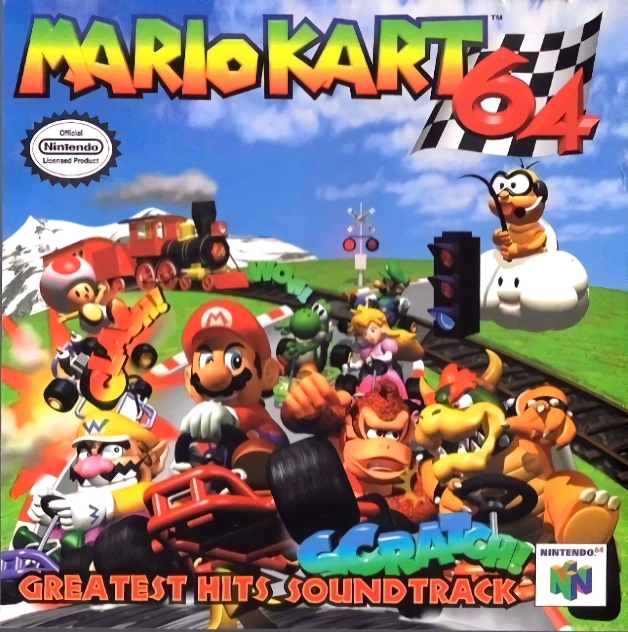 Mario Kart 64: Greatest Hits Soundtrack