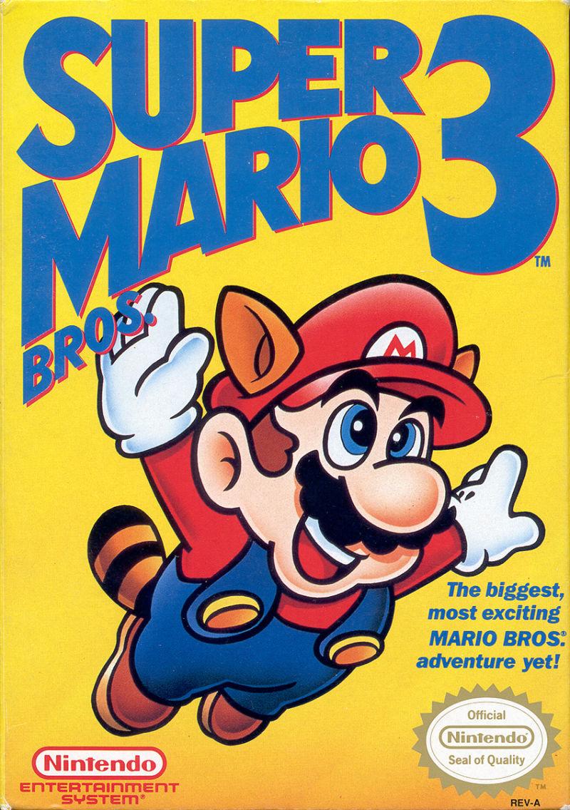 Super Mario Bros 3 Super Mario Wiki The Mario Encyclopedia