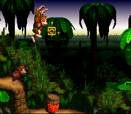 Jungle Hijinxs SNES 2.png