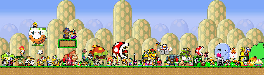 Bowser's Kingdom Cast.png