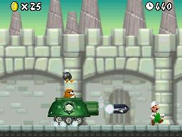 World 6 Castle New Super Mario Bros Super Mario Wiki The