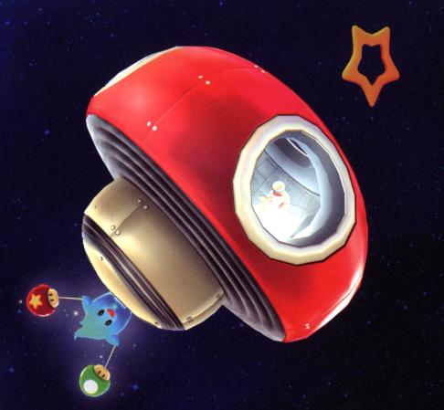 Starshroom Super Mario Wiki The Mario Encyclopedia