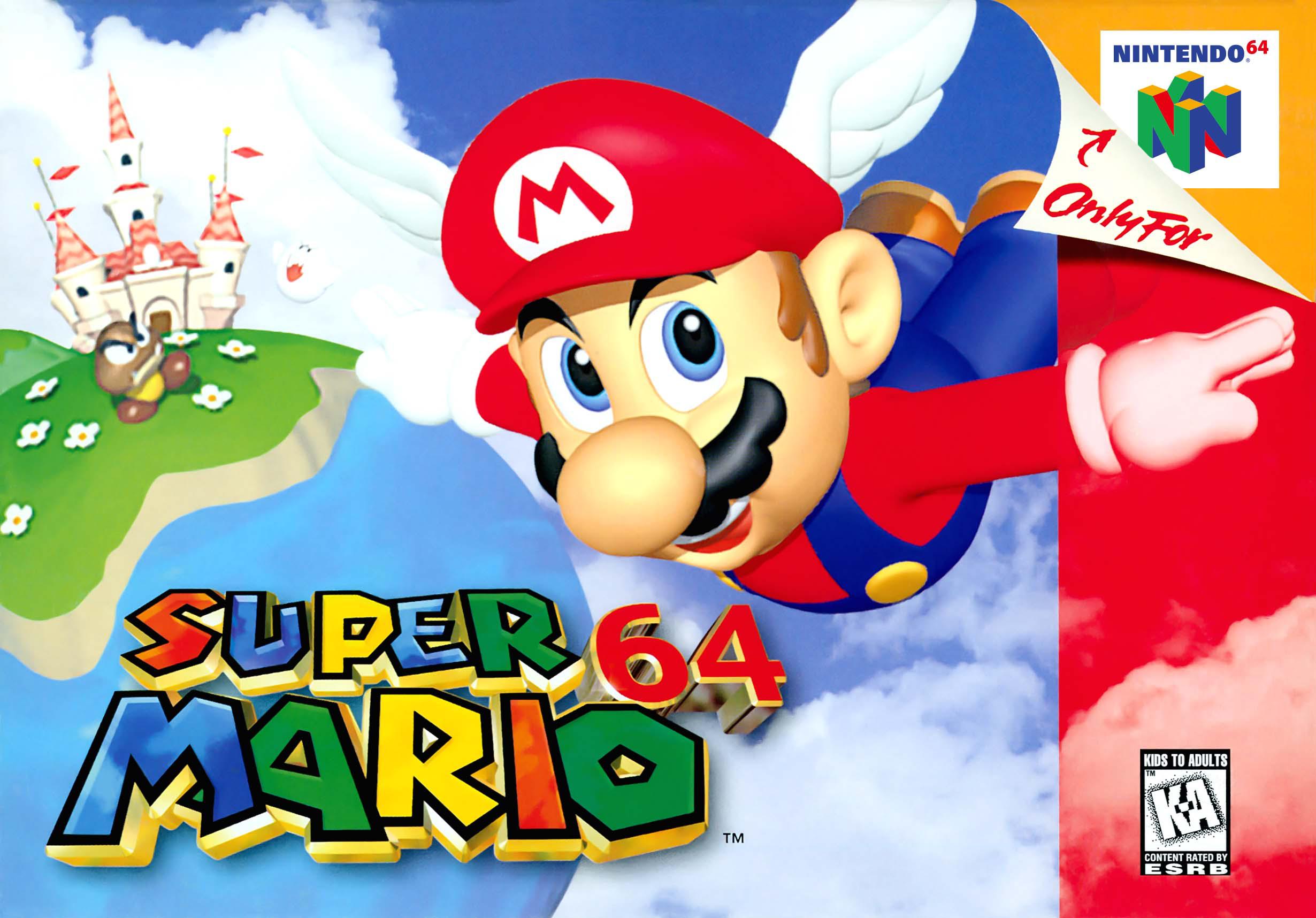 3e2fc2bb4b4 Super Mario 64 - Super Mario Wiki