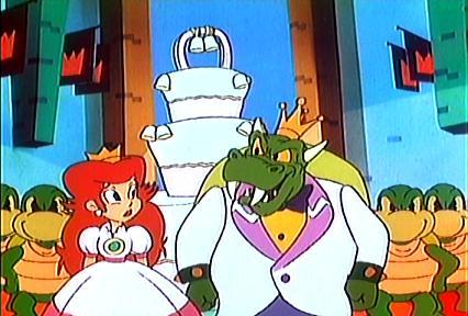 Do You Princess Toadstool Take This Koopa Super Mario Wiki