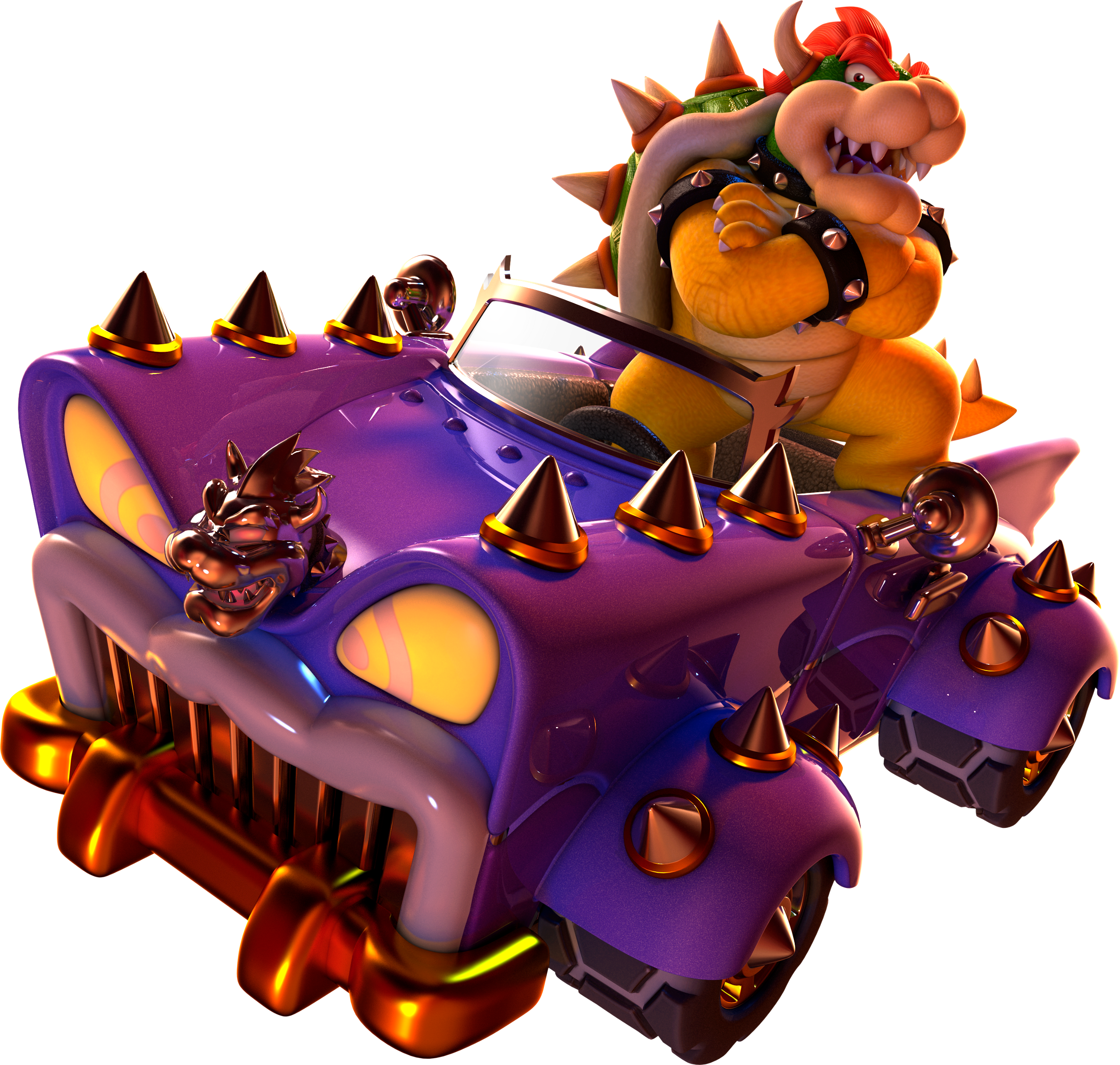 Who Else Wants To See This Vehicle In MK8 DLC? : Wiiu