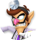 DrMarioWorld - Icon Waluigi.png