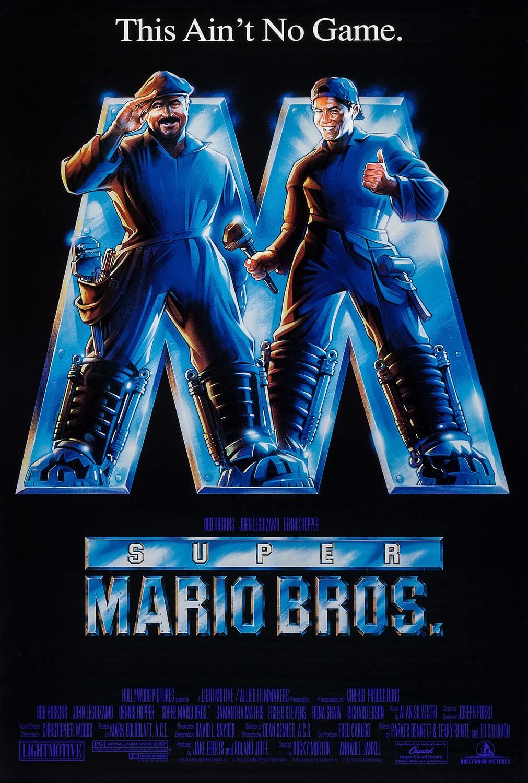Super Mario Bros Film Super Mario Wiki The Mario Encyclopedia