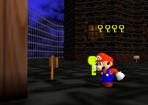 Super Mario 64 isn't the game I played in my youth