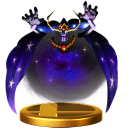 SSB3DS Nightmare Trophy.png