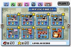 [RECUERDOS] Análisis de Mario vs. Donkey Kong MVDK_Mystic_Forest_Level_Select