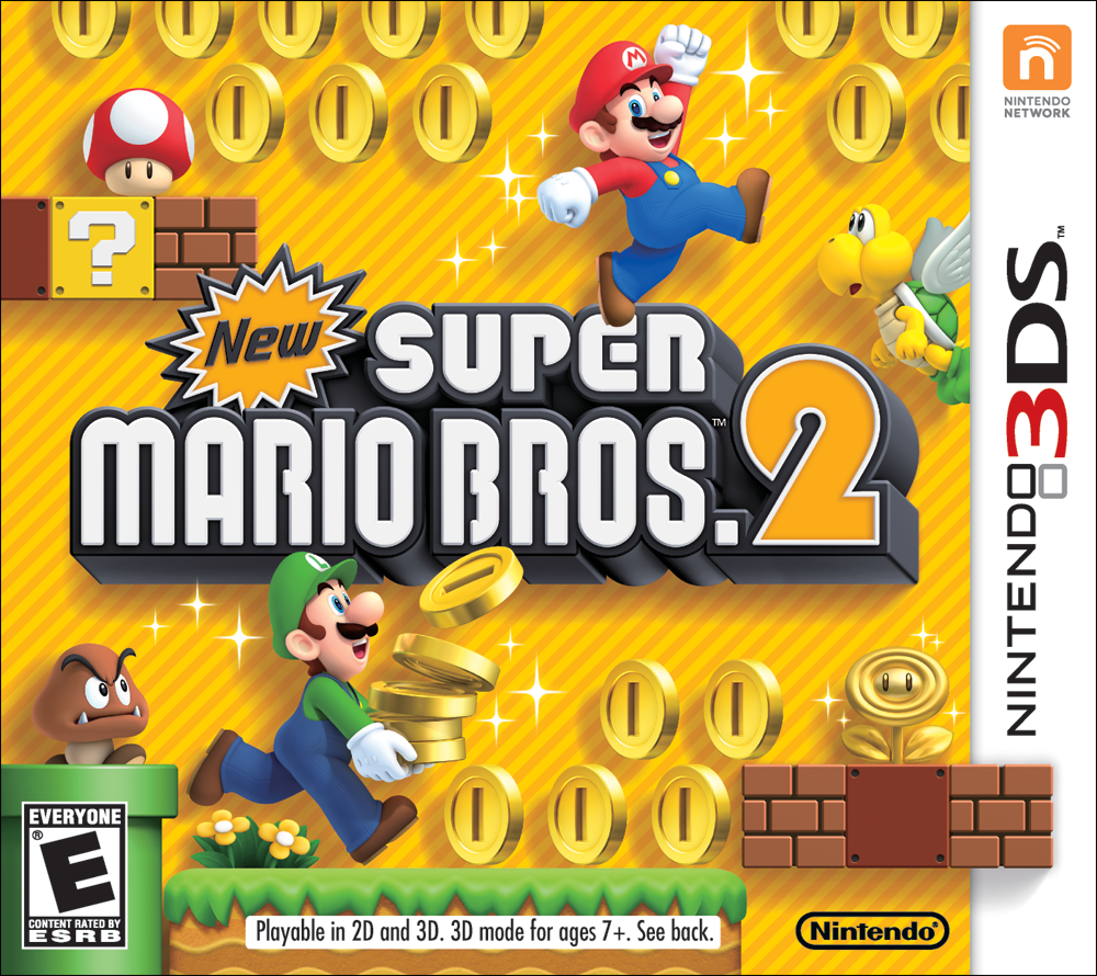 New Super Mario Bros 2 Super Mario Wiki The Mario Encyclopedia