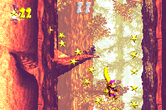 Springin' Spiders GBA Bonus Level 2.png