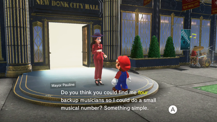 A Fresh Start For The City Super Mario Wiki The Mario