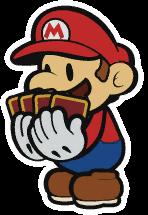 Battle Card Paper Mario Color Splash Super Mario Wiki The