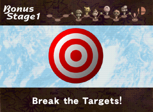 Break the Targets!