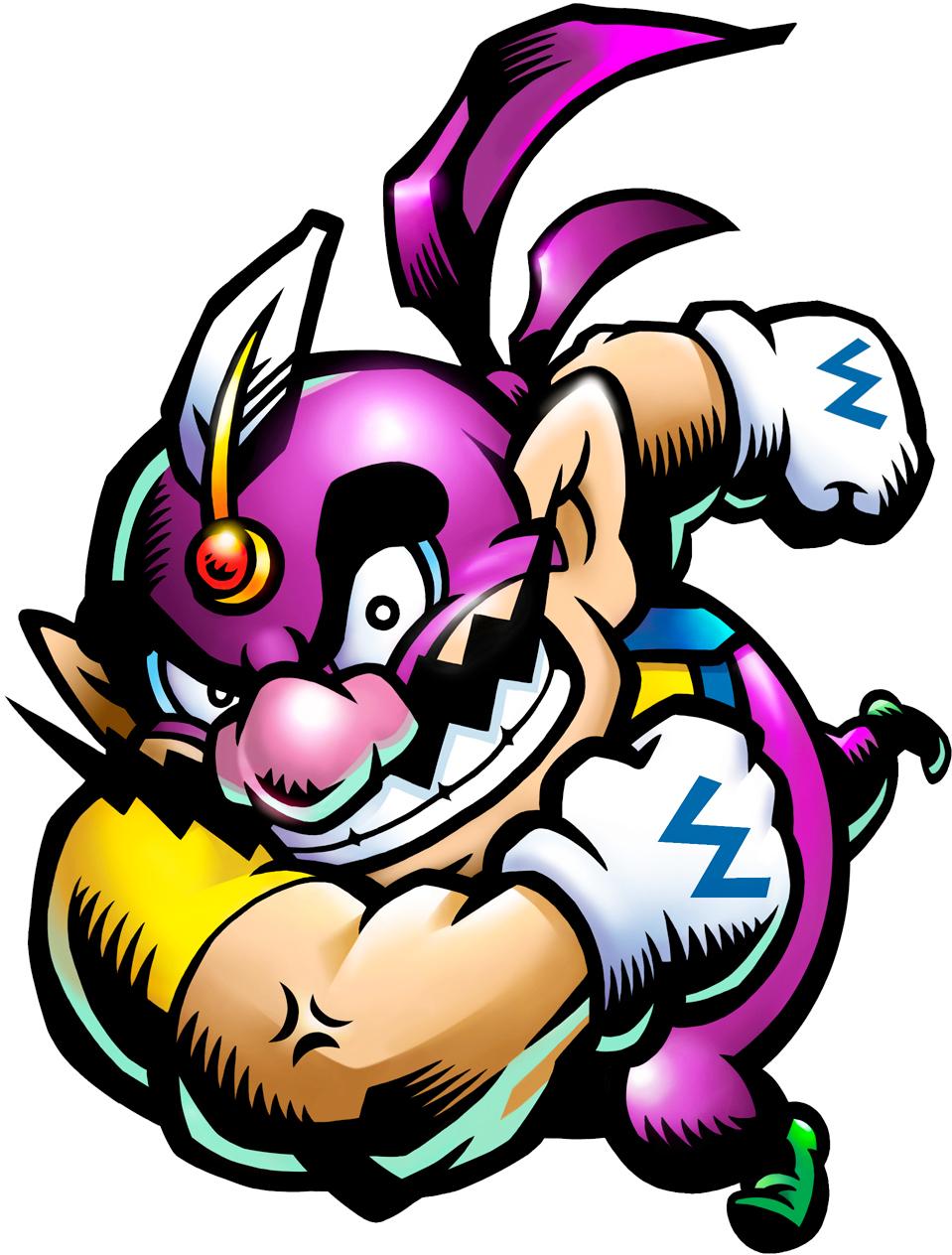 Wario: Master of Disguise - Super Mario Wiki, the Mario