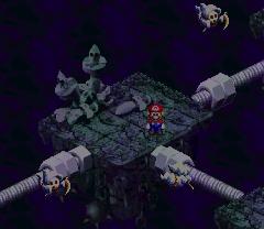 Factory (Super Mario RPG: Legend of the Seven Stars) - Super Mario