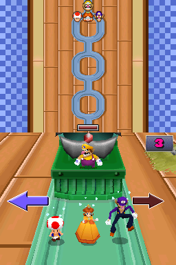 One Path Super >> Track Star (minigame) - Super Mario Wiki, the Mario encyclopedia
