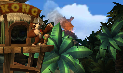 Data europea per Donkey Kong Country Returns 3D