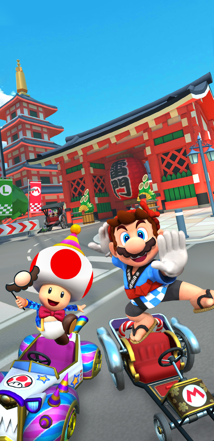 New Year S Tour Super Mario Wiki The Mario Encyclopedia