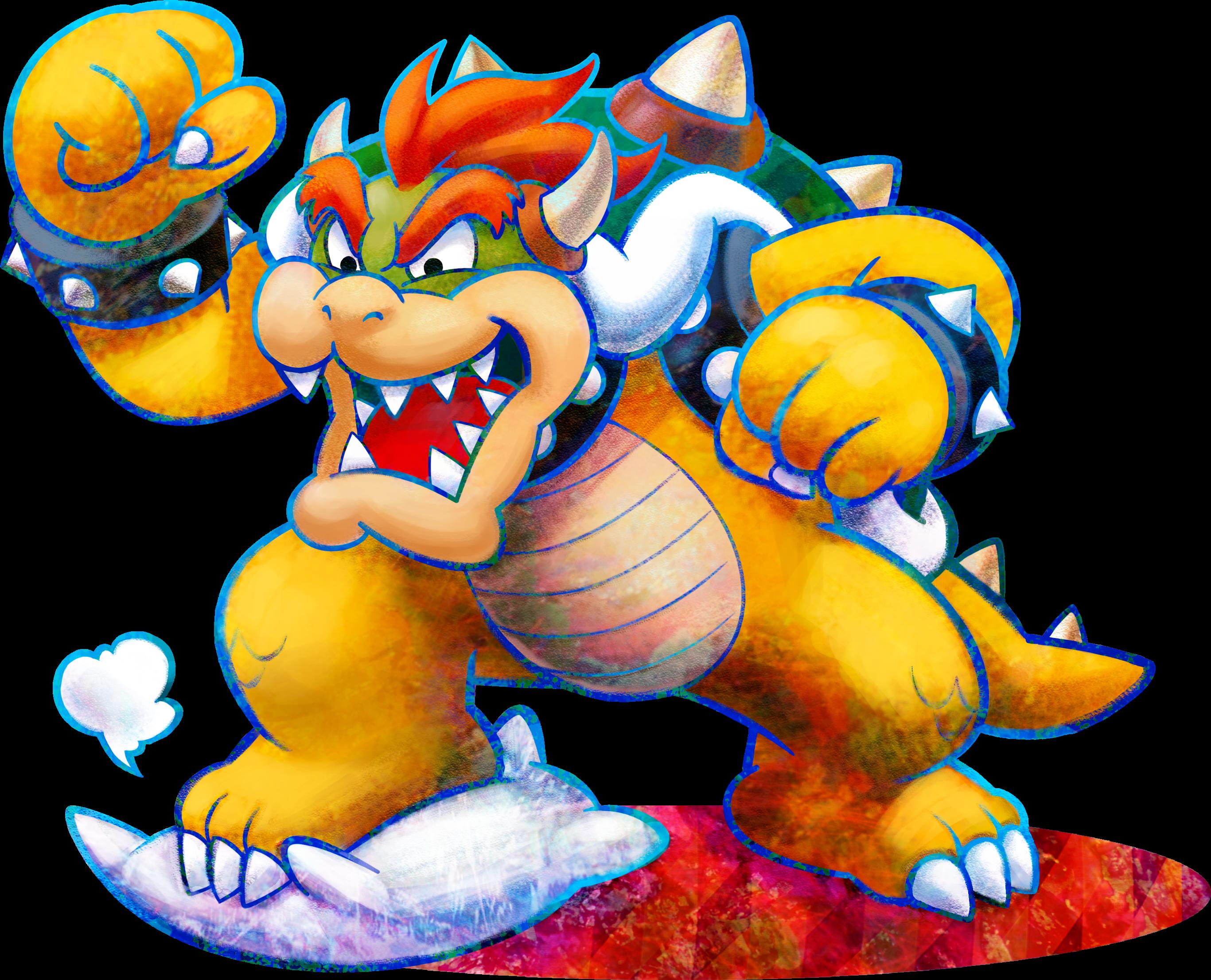 Mario And Luigi Dream Team Enemies Quiz By Emario407