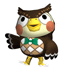 Blathers Sticker.png