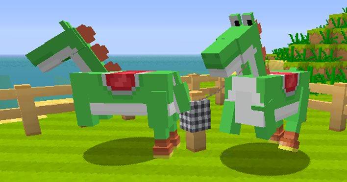 Minecraft Spielen Deutsch Yoshi Skin Fr Minecraft Pe Bild - Descargar skins para minecraft pe yoshi