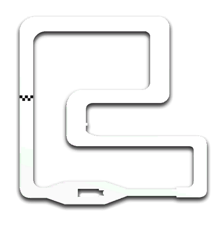 File:MK8DX SNES Rainbow Road Map.png