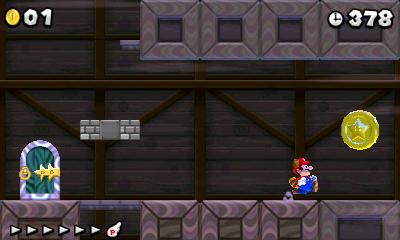 World 6 Ghost House New Super Mario Bros 2 Super Mario Wiki The Mario Encyclopedia