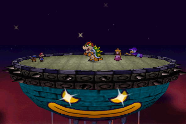 Power Of Bowser >> Power Platform - Super Mario Wiki, the Mario encyclopedia