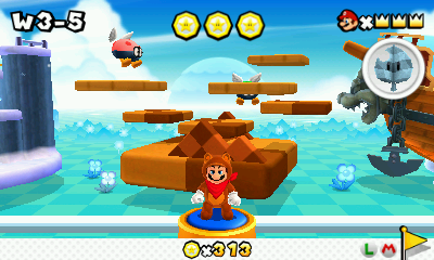 World 3 Super Mario 3d Land Super Mario Wiki The