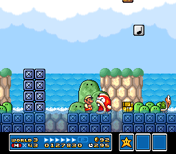 World 3-8 (Super Mario Bros  3) - Super Mario Wiki, the