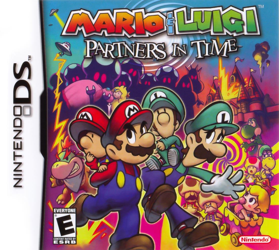 Mario Luigi Partners In Time Super Mario Wiki The Mario