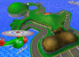 Feature: Our Top 10 Mario Kart Courses YoshiCircuitIcon-MKDD